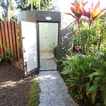 Bure Outdoor Showers