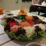 I was celebrating my CNY lunch at Dapoer Restaurant
