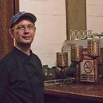 Sebastien Denevelle, owner and chef
