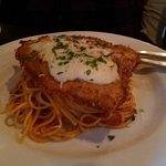 Chicken Parmiagana