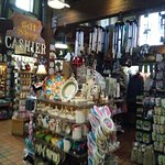 portion of the gift shop