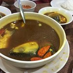 Bandeng soup