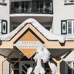 Crystls Aparthotel, 4 Sterne Apartment für Skifahrer und Winterurlauber in Flachau