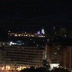 Night time in Benidorm 12th floor