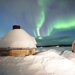 Foto van Arctic Colors Northern Lights Apartments