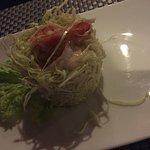 Starter: Prawn Salad