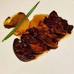 Foie Fresco con salsa Px