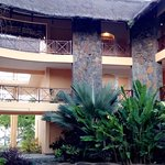 Foto de Merville Beach Hotel