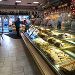 Amazing selection of Italian deli sandwiches and baked goods. Wonderful family