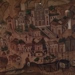 Detail of Macau from the Gentiloni paintings