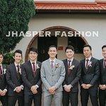 Groomsmen Suits by Jhasper Fashion