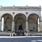 Odeonsplatz Foto