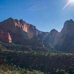 Kolob Canyons Foto