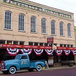 Jefferson General Store, built 1860's, with old truck out front