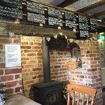Bilde fra The Eels Foot Inn