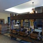 Salle à manger et bar