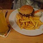 Down Under, Bad Vilbel - Cheeseburger