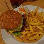 Down Under, Bad Vilbel - Doppel-Cheeseburger-Wahnsinn !!