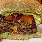Down Under, Bad Vilbel - Doppel-Cheeseburger-Wahnsinn (Querschnitt)
