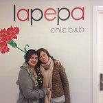 Foto di Lapepa Chic Bed & Breakfast