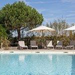 Foto de Hotel Residence La Fontaine Aux Bretons