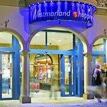 Westmorland Shopping Centre - Stricklandgate entrance