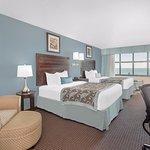 Ocean View Double Queen Room