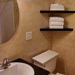Fully Renovated Guest Room Bathroom with Radiant Heat