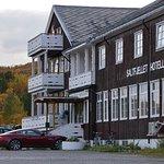 Saltfjellet Hotell Polarsirkelen Foto