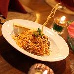 Hot Pota Spaghetti