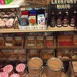 More candy in the general store next door (attached)