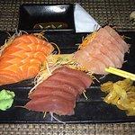 Sashimi delicioso!!!