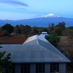 View on Mount Kilimanjaro