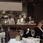 Chefs at the Montagu Restaurant