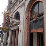 Metals was a bank, now a restaurant