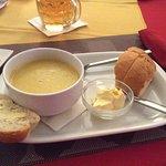 Soup excellent