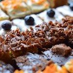 Cakes buffet