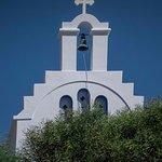 Petite chapelle, vue du balcon