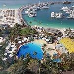 Jumeirah Beach Hotel Photo