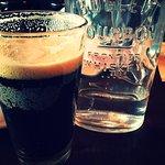 draft beer and water jug