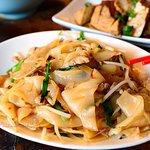 Bei Pu Hakka Flat Rice Noodles照片