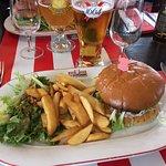 """Le burger """"La Boucherie"""""""