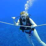 Great diving with Rainbow Scuba!