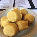 "The famous and delicious ""little biscuits"""