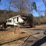 Shots of the campground