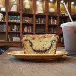 Bakehouse Charlesto Coffee Cake. Best coffee cake I've ever eaten.