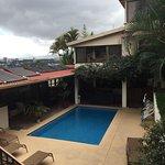 Pool/Bar/Grill Area at Casa Reflejos