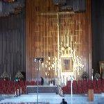 altar nueva basilica