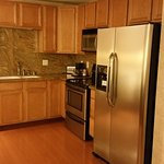 Residence Suite with full kitchen great for anyone staying for an extended period of time!