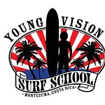 Young Vision's famous logo